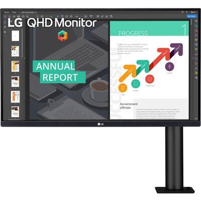 """Монитор LG 27QN880-B - 27"""" QHD IPS, FreeSync, HDR"""