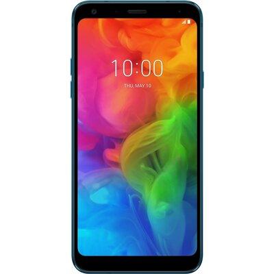 "Телефон LG Q7 - 5.5"" FHD+, 32GB, Dual SIM, Moroccan Blue"
