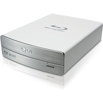 LG BE16NU50 External Blu-ray/DVD Writer