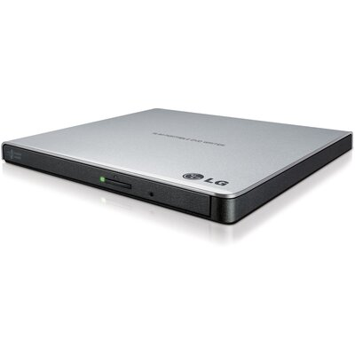 LG GP57ES40 Slim External Super-Multi DVD Drive