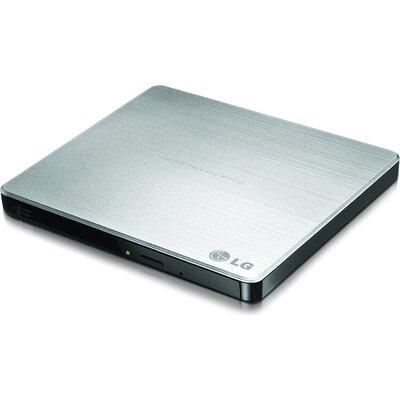 Външно оптично устройство LG GP60NS60 Portable DVD Rewriter