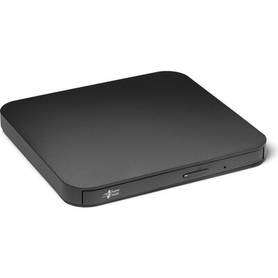 Външно оптично устройство Hitachi-LG GP90NB70 Ultra Slim Portable DVD Rewriter