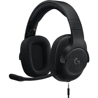 Геймърски слушалки Logitech G433