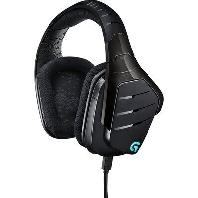 Геймърски слушалки Logitech G633 Artemis Spectrum