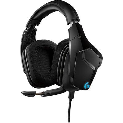 Геймърски слушалки Logitech G635
