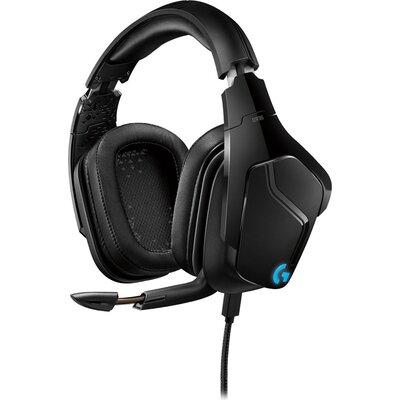 Безжични геймърски слушалки Logitech G935
