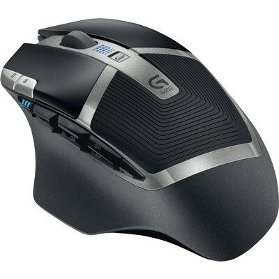 Геймърска безжична мишка Logitech G602