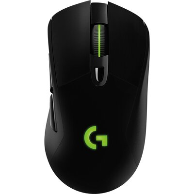 Геймърска безжична мишка Logitech G703