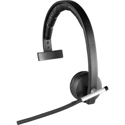 Безжични слушалки с микрофон Logitech H820e Mono