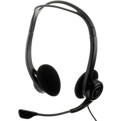 Слушалки с микрофон Logitech PC 960 USB