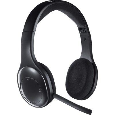Безжични Bluetooth слушалки Logitech H800
