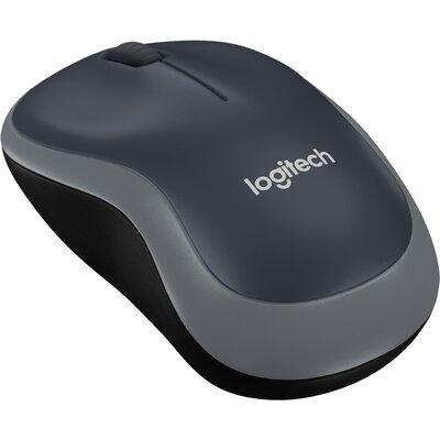 Безжична мишка Logitech M185 Grey