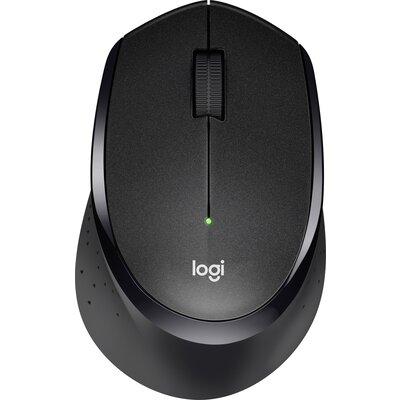 Безжична мишка Logitech M330 SILENT PLUS Black