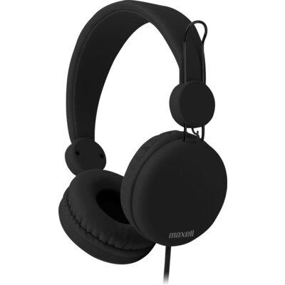 Слушалки с микрофон Maxell SMS-10S Spectrum, Черен