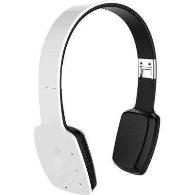 Bluetooth слушалки Maxell Ultra Slim BT1000, Бял