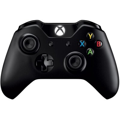 Безжичен контролер Microsoft Xbox One Wireless Controller and Cable for Windows
