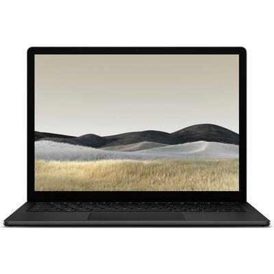 "Лаптоп Microsoft Surface Laptop 3 - 13.5"" (2256x1504) Touch, Intel Core i5-1035G7, Matte Black"