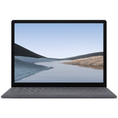 "Лаптоп Microsoft Surface Laptop 3 - 13.5"" (2256x1504) Touch, Intel Core i5-1035G7, Platinum"