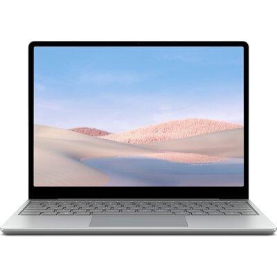 "Лаптоп Microsoft Surface Laptop Go - 12.4"" Touch, Intel Core i5-1035G1, Platinum"