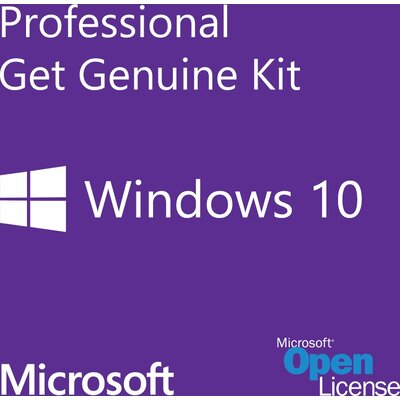 Microsoft Windows 10 Pro - Get Genuine Legalization License