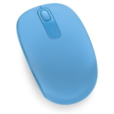 Безжична мишка Microsoft Wireless Mobile Mouse 1850, Ясно син