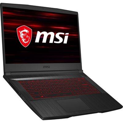"Геймърски лаптоп MSI GF65 Thin 10UE-023XBG - 15.6"" FHD IPS 144Hz, Intel Core i5-10200H"