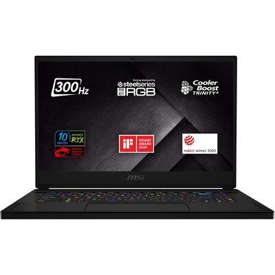 "Геймърски лаптоп MSI GS66 Stealth 10SF-226BG - 15.6"" FHD IPS 300Hz, Intel Core i7-10750H"