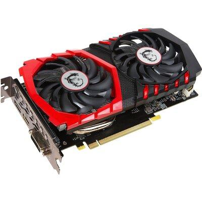 Видео карта MSI GeForce GTX 1050 Ti GAMING X 4G