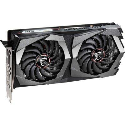 Видео карта MSI GeForce GTX 1650 GAMING 4G