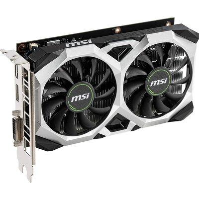Видео карта MSI GeForce GTX 1650 VENTUS XS 4G