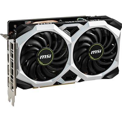 Видео карта MSI GeForce GTX 1660 SUPER VENTUS XS OC