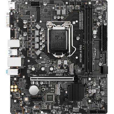 Дънна платка MSI H510M-A PRO