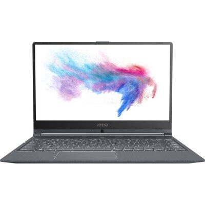 "Лаптоп MSI Modern 14 A10M-898XBG - 14"" FHD IPS, Intel Core i5-10210U, Carbon Gray"