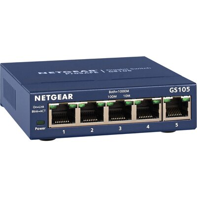 Суич Netgear GS105GE