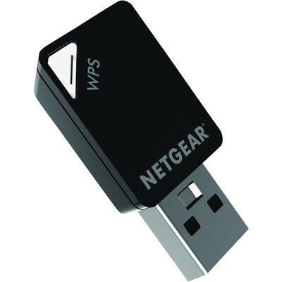 Безжичен адаптер Netgear A6100 AC600