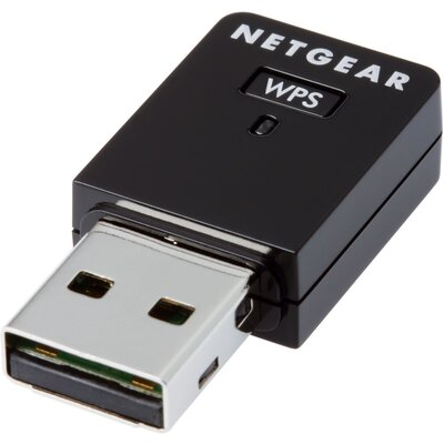 Безжичен адаптер Netgear WNA3100M N300