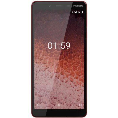 Телефон Nokia 1 Plus TA-1130 8GB червен