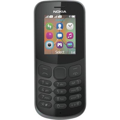 Телефон Nokia 130 (2017) Черен