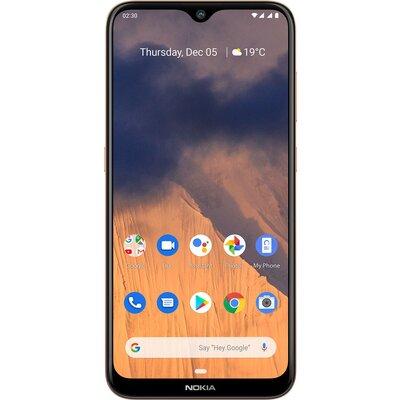Телефон Nokia 2.3 TA-1206, пясъчен