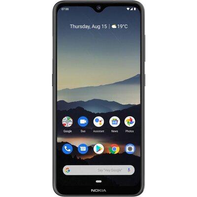 Телефон Nokia 7.2 TA-1196 128GB, черен