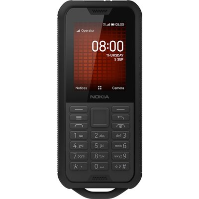 Телефон Nokia 800 Tough TA-1186 Черен