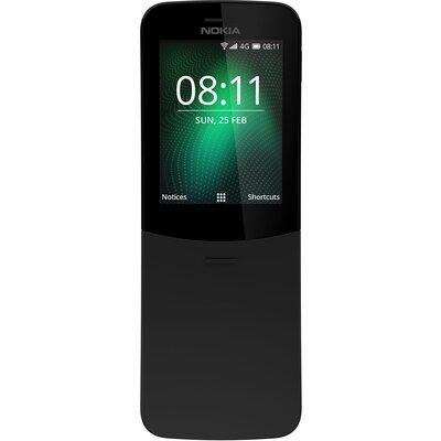 Телефон Nokia 8110 4G TA-1071, черен