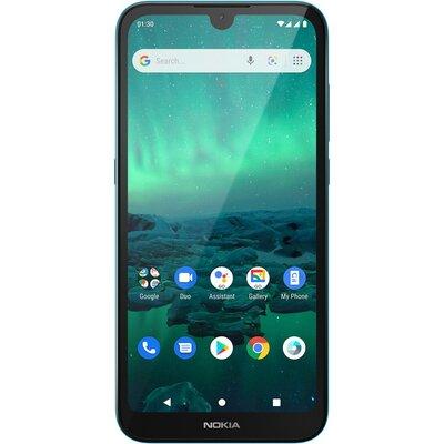 Телефон Nokia 1.3 Синьозелен