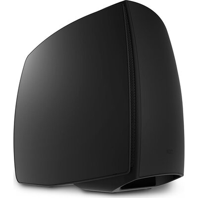 Кутия NZXT Manta Matte Black Windowless