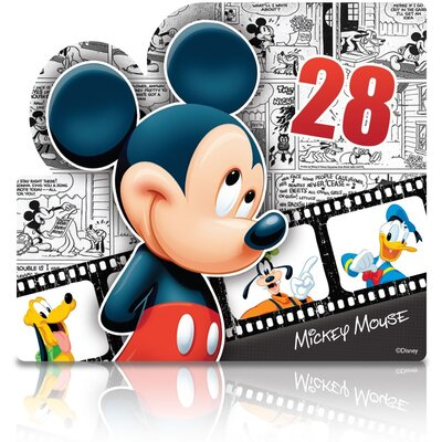 Подложка за мишка Cirkuit Planet Disney Mickey Mouse
