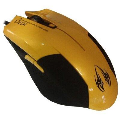 Геймърска мишка Omega 6D CMMG4YW Yellow