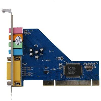 Звукова карта C-Media 8738, PCI
