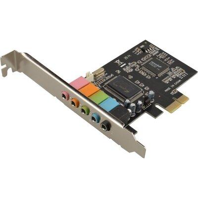 Звукова карта C-Media 8738, PCIe