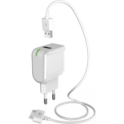 MEL CHARGER 100-240V/1A IPHON4