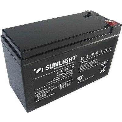 Батерия за UPS SBat / Sunlight 12V 9Ah